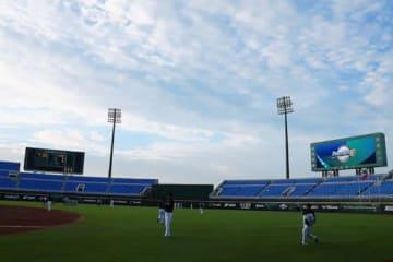 2015年の「プレミア12」でも使用された桃園国際棒球場【写真:Getty Images】
