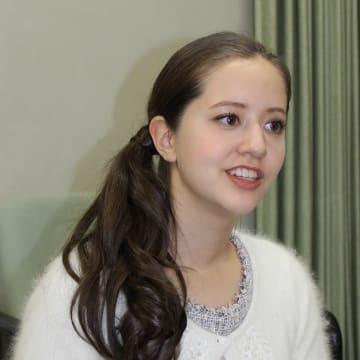 春香クリスティーンさん(2012年撮影)