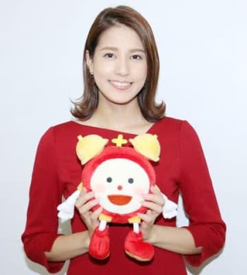 フジテレビの朝の情報番組「めざましテレビ」でメインキャスターを務めている永島優美アナウンサー