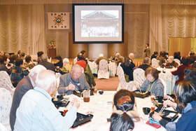 15年の歩みを振り返った室蘭港立市民大学の記念祝賀会