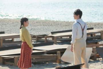 NHK連続テレビ小説「まんぷく」第61回の一場面(C)NHK