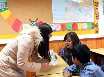 小さな町に響き渡る読書の声 ポルトガルの「中国語ブーム」