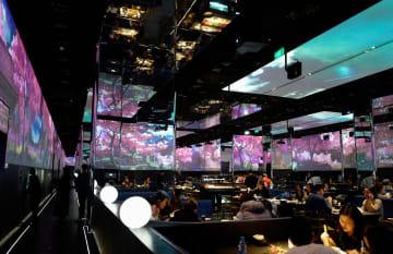 グルメの世界にも科学技術 北京にスマート火鍋レストラン