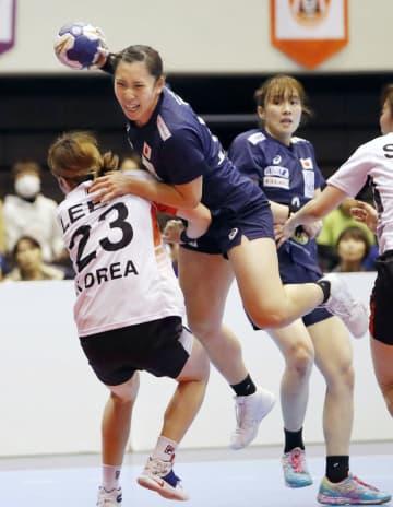 일본, 한국에 패해 3연속 준우승