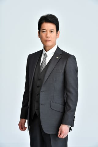 1月スタートの「グッドワイフ」に出演する唐沢寿明さん(C)TBS