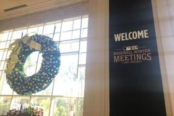 ウインターミーティングがラスベガスで開幕【写真:編集部】