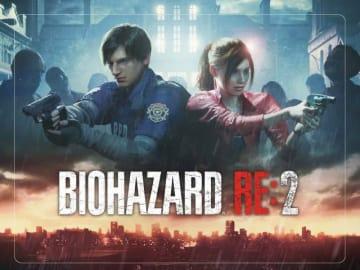 『バイオハザード RE:2』&『デビル メイ クライ 5』Coming Soonキャンペーン実施―PS4ハード購入で「2タイトル合同ステッカー」をプレゼント!