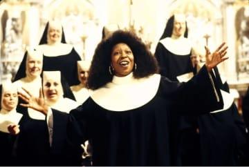 リメイクではなく続編になる模様 映画『天使にラブ・ソングを…』(1992)より - Buena Vista Pictures / Photofest / ゲッティ イメージズ