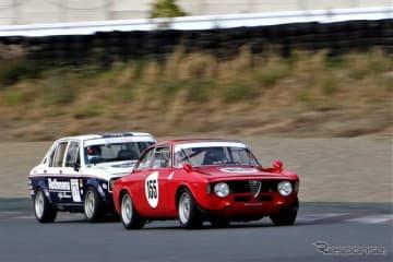 アルファロメオ GT1300Jr.とアルフェッタ