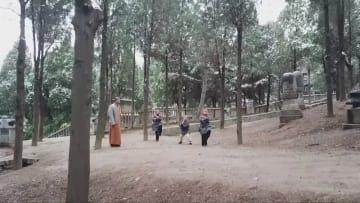 親元を離れ拳法を学ぶ少林少年 河南省嵩山少林寺