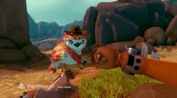 PS VR対応の鷹狩アクションADV『Falcon Age』トレイラー! 握手やグータッチが可愛すぎる…