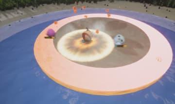 キモカワ乱闘物理ACT『Sumo』Steam早期アクセス開始ーマルチプレイにも対応