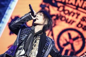 "GRANRODEO 「GRANRODEO LIVE 2018 G13 ROCK☆SHOW ""Don't show your back!""」ライブ写真(カメラマン:キセキミチコ)"