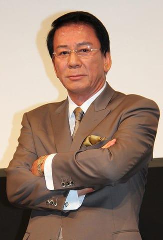 連続ドラマ「下町ロケット」に出演中の杉良太郎さん