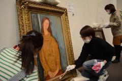 大原美術館「名画にまた輝きを」
