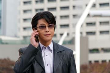 2019年1月1日に放送される「相棒シーズン17」の元日スペシャルに出演する及川光博さん=テレビ朝日提供