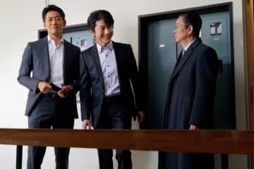 冠城亘とのアクションも! 神戸尊が「相棒」登場 - (C)テレビ朝日