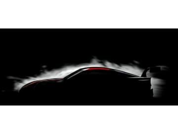 2019年1月11日から開催する「東京オートサロン2019」に出展する新型スープラのGR仕様「GRスープラ・スーパーGTコンセプト」