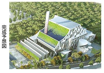 新日鉄住金エンジ、台湾の廃棄物発電施設を受注