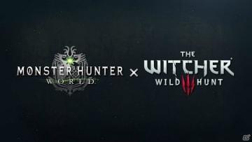 「モンスターハンター:ワールド」と「ウィッチャー3 ワイルドハント」のコラボが2019年初頭にスタート!ティザー映像が公開