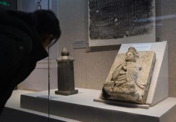 北京で遼·金時代の東京地区文物展 遼金城垣博物館
