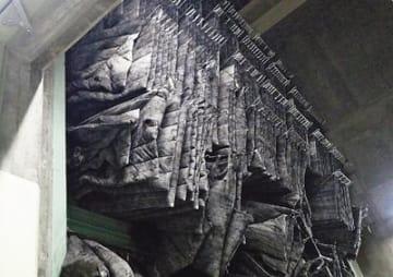 排気処理装置のフィルター損傷 志賀原発2号機