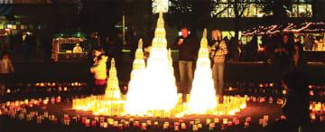 横浜蒔田公園「光のぷろむなぁど」後押し受けて今年も開催【12月15日・16日】