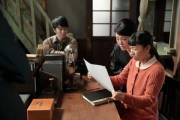 NHK連続テレビ小説「まんぷく」第63回の一場面(C)NHK