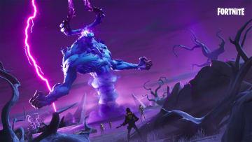 『フォートナイト』ストームキングが「世界を救え」を襲撃! 倒したプレイヤーにはご褒美も?