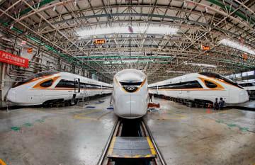 自主革新で「中国製」をアピール 中国中車