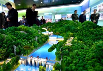 広西チワン族自治区成立60周年大型成果展が開幕