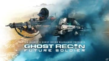 「ゴーストリコン ワイルドランズ」にて「ゴーストリコン フューチャーソルジャー」とのコラボミッションが配信!