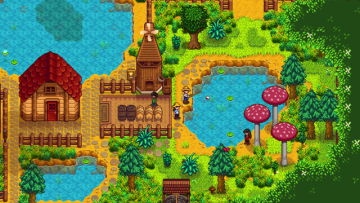 スイッチ版『Stardew Valley』マルチプレイ対応を含む最新アップデートが近日配信!