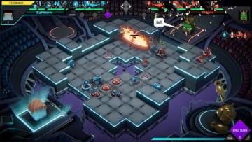 キュートなロボット達が戦うアリーナ型対戦SLG『Clatter』Steamにて配信開始!マルチプレイにも対応