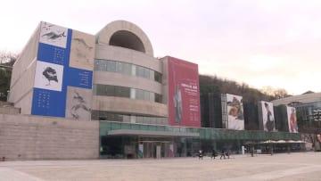 中国美術館所蔵の近現代巨匠の名画、韓国でお披露目