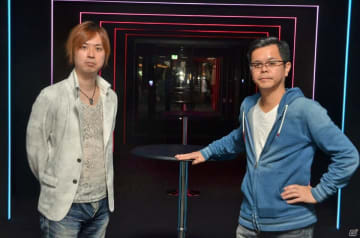 左から吉田幸司氏、細川一毅氏
