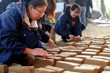 製鉄実験で漢の卓文君一族の「鉄山鼓鋳」を解き明かす