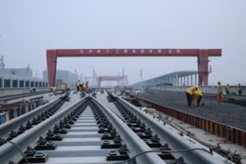 北京新空港線がレール敷設へ、第1期工事41.36km―中国
