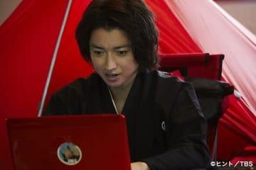 TBSと「Paravi」の共同制作ドラマ「新しい王様」で主演を務める藤原竜也さん (C)ヒント/TBS