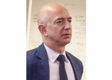 アマゾン創業者のジェフ・ベゾス氏(「Wikipedia」より)