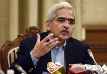 Ex-bureaucrat Das named as India's new central bank chief