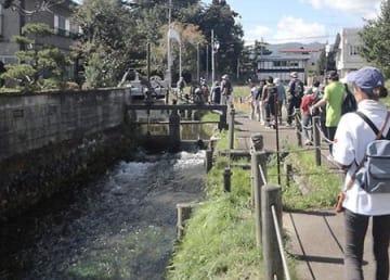 長井の先進事例、「かわまち大賞」に 国交省創設・河川と街中の回遊性高める