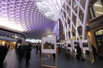 写真展「変革と夢-中国改革開放40年」、ロンドンで開催