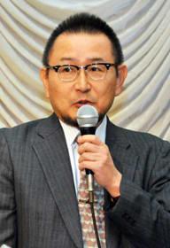 北海道小児救急医療地域研修会で、「症例検討」を中心に解説する上野主任科長