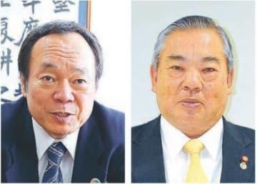 安慶田元副知事の口利き認定 那覇地裁、525万円賠償命令