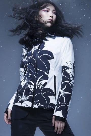 フェニックス、和服からインスパイアされた女性向けスキーウェア「GRACE JAPAN」発売
