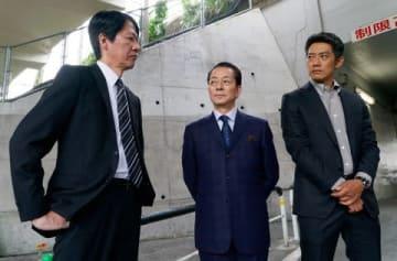 刑事ドラマ「相棒 シーズン17」第9話の場面写真 =テレビ朝日提供