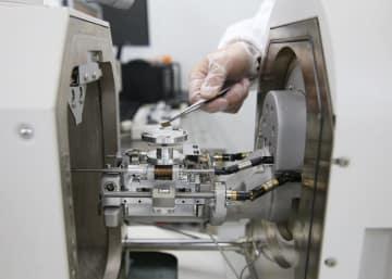 中国半導体産業、韓国抜く 四半期ベースで初