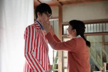 NHK連続テレビ小説「まんぷく」第64回の一場面(C)NHK