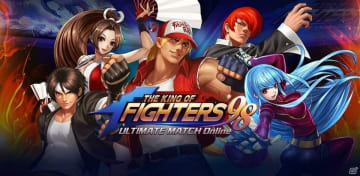 「THE KING OF FIGHTERS '98UM OL for Amazon」がAmazonアプリストアにて配信開始!